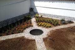 Creazione giardino fontanella (parte 1)