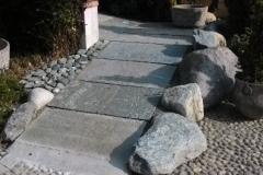 Rampa in pietra luserna