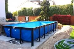 Costruzione piscina 2
